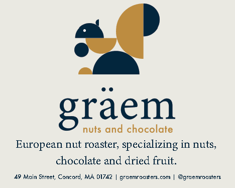 Graem Nuts and Chocolate
