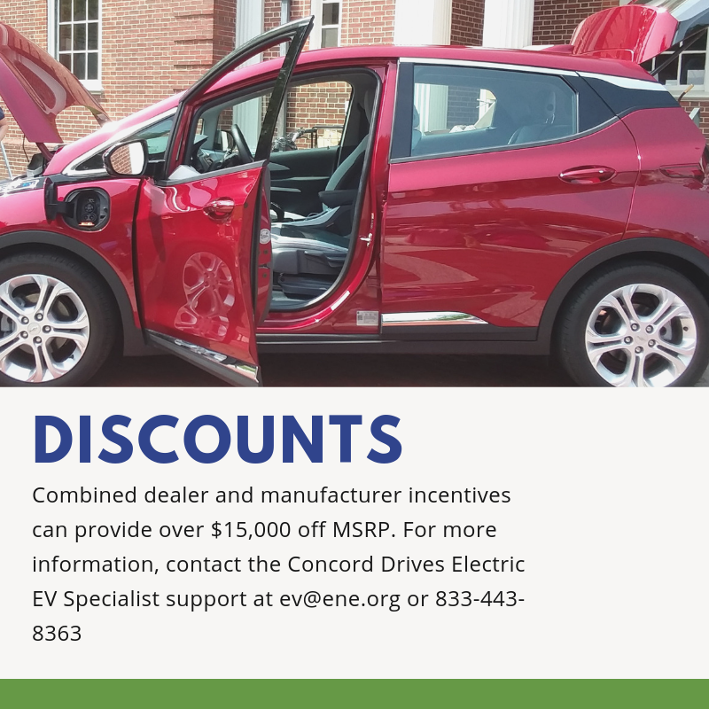 dealer and manufacturer discounts