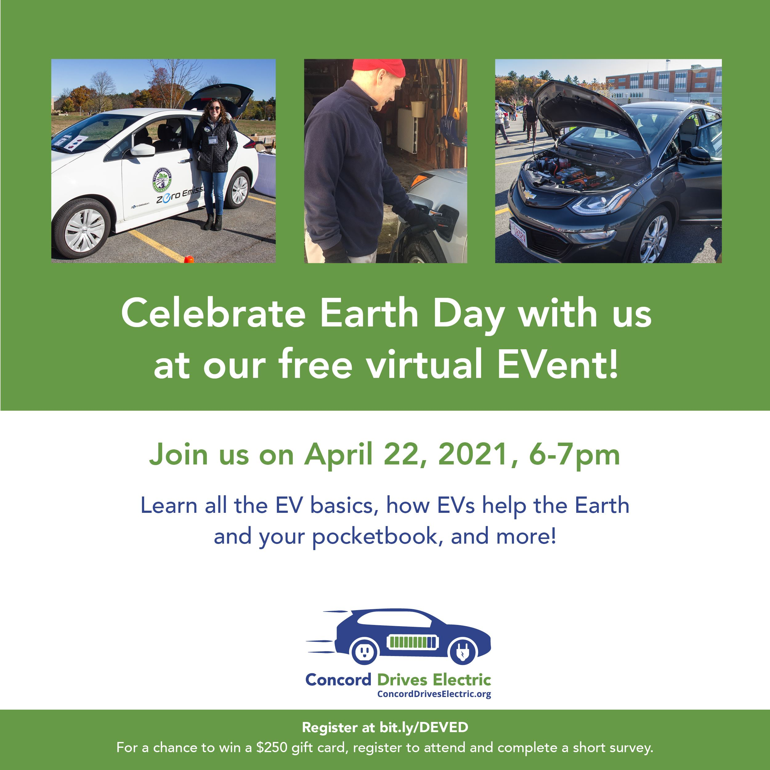 Drive Electric EarthDay 2021