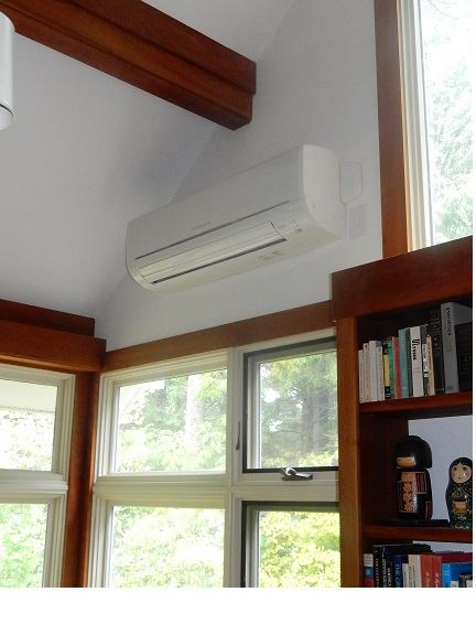 ASHP Indoor Unit