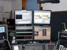 Dispatching equipment in the Public Safety Communications Center